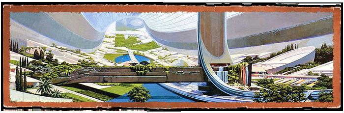 Retro futursim & Retro sci fi art