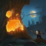 The Pumpkin Tree part 2