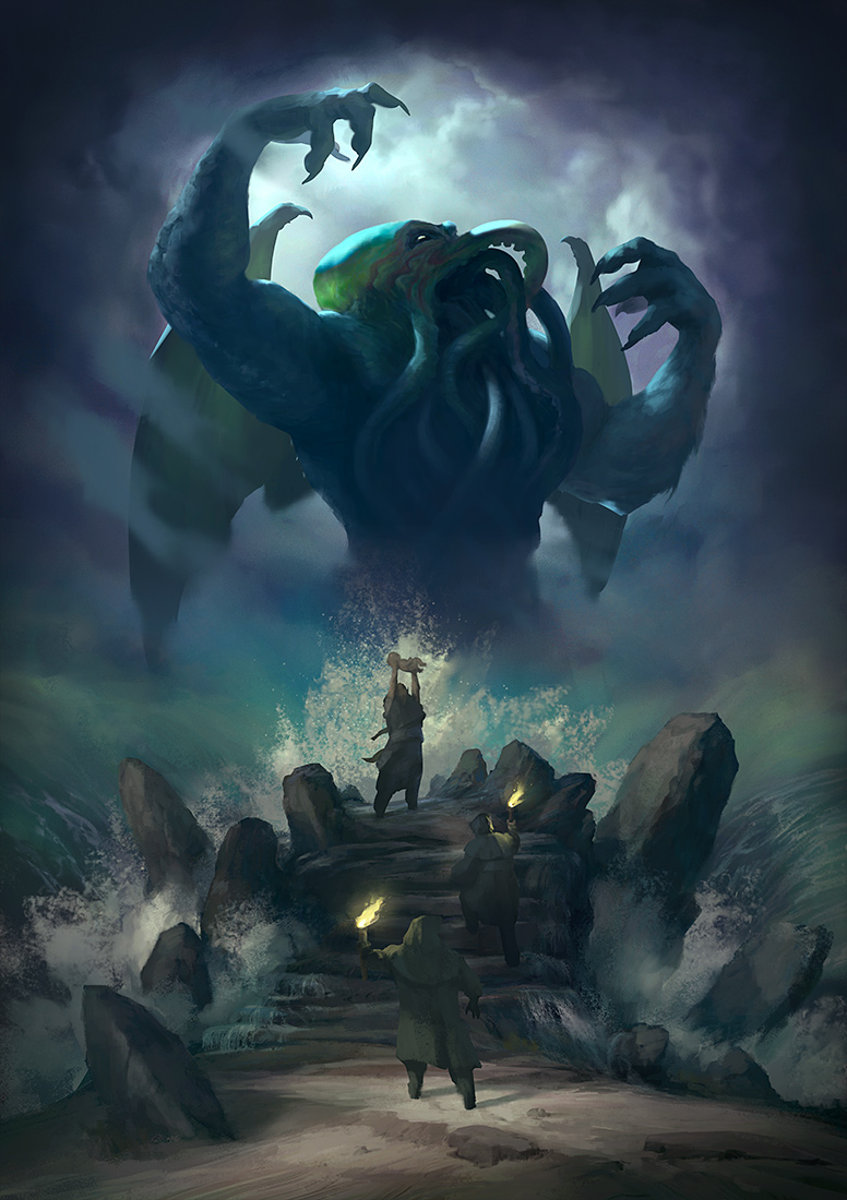 Offering to Cthulhu II