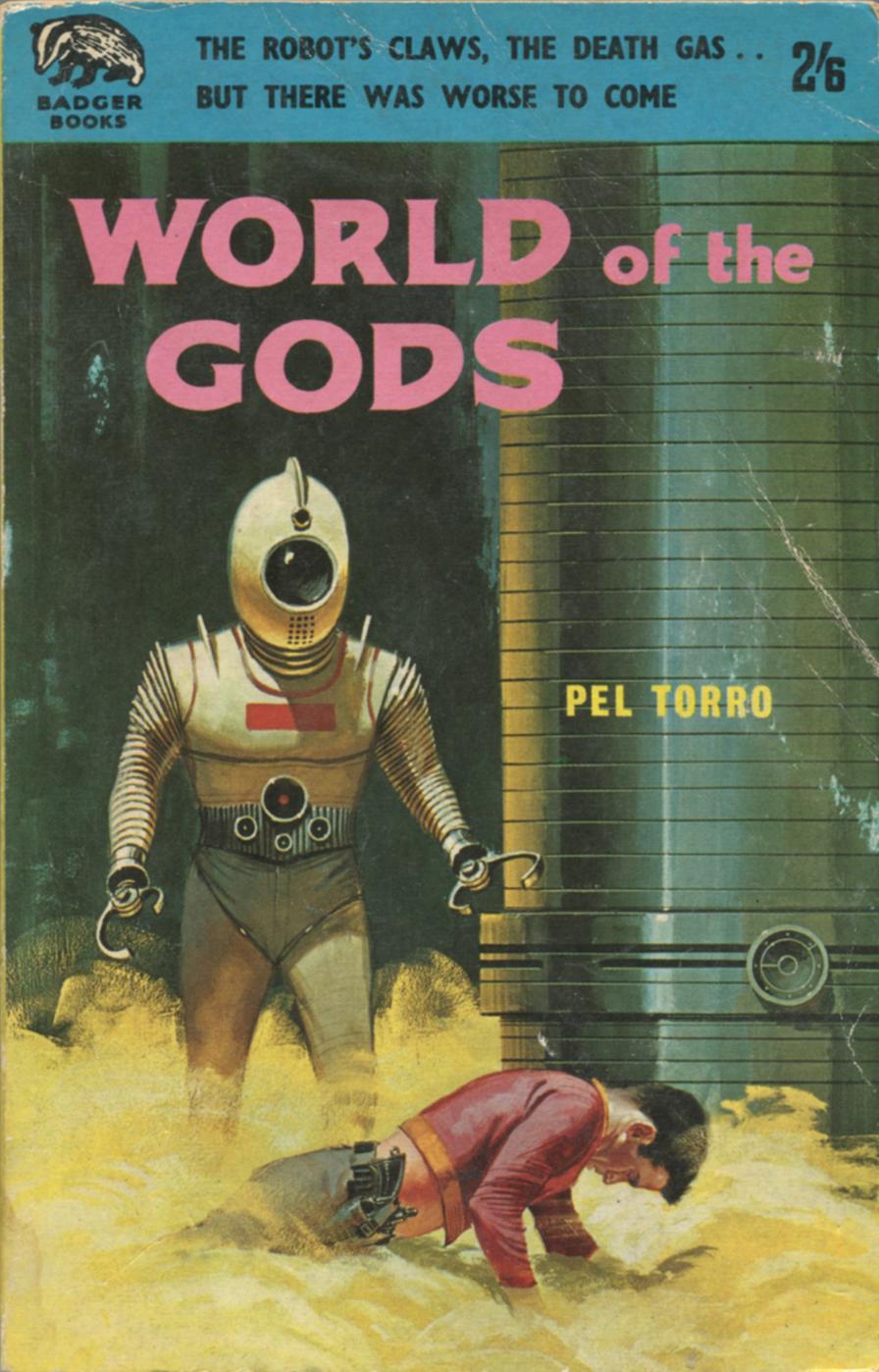 Retro Book Cover Art : Retro sci fi art part futurism images stay