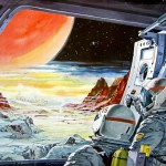 Sci fi Retro Futurism 1