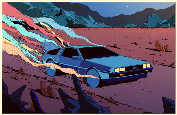 Retro Futurism part 5: Kilian Eng