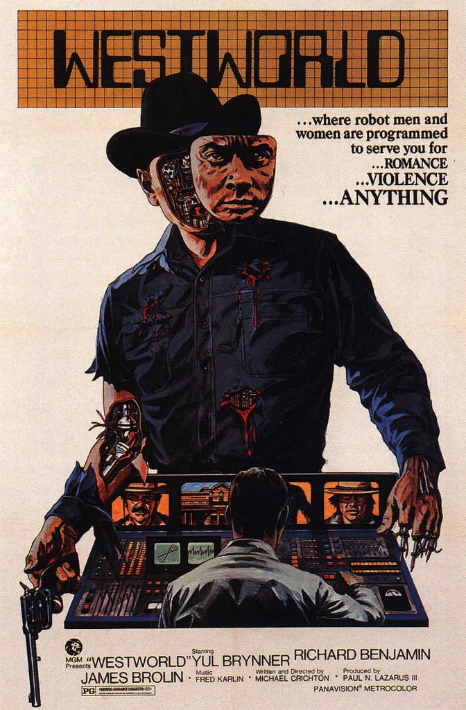 Retro Futurism part 5: Westworld2