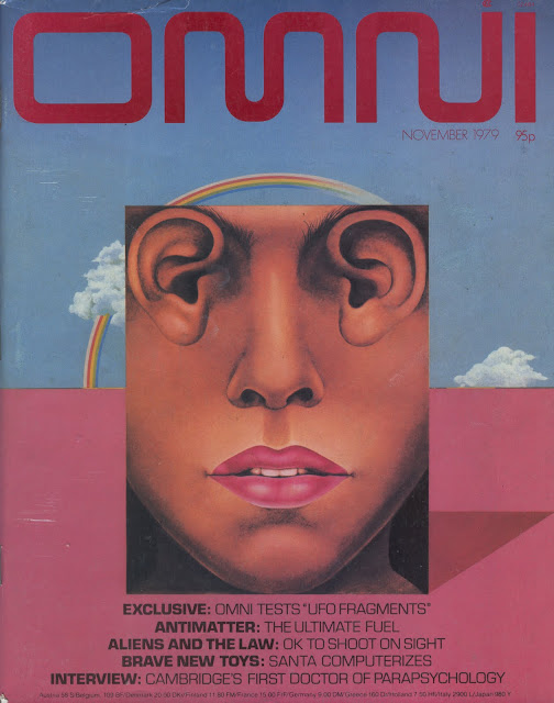 Retro Futurism Part 5: OMNI NOVEMBER 1979