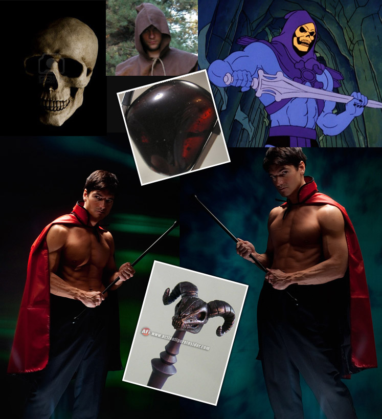 Retro Skeletor Digital Painting Tutorial