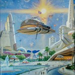 Retro sci-fi art 09