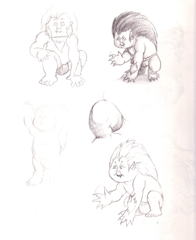 Street Fighter 2 Blanka - GPK