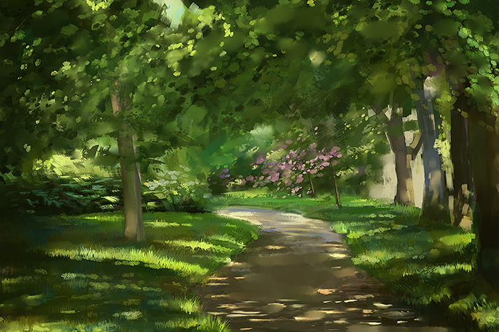 Digital Painting Study