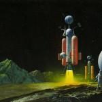 Retro sci-fi art 04