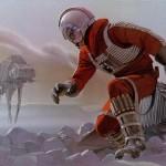 ralph mcquarrie Retro sci-fi art 6