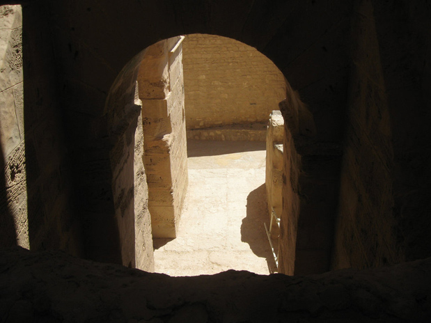 Roman Ruins - Stock Photograph