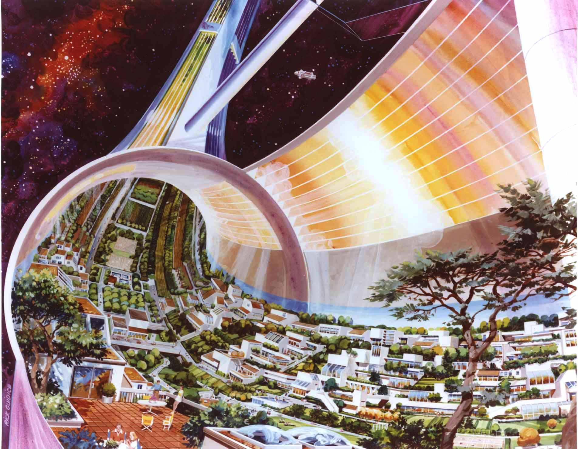 Retro Sci Fi Art Part4 10 Retro Futurism Images Stay In Wonderland