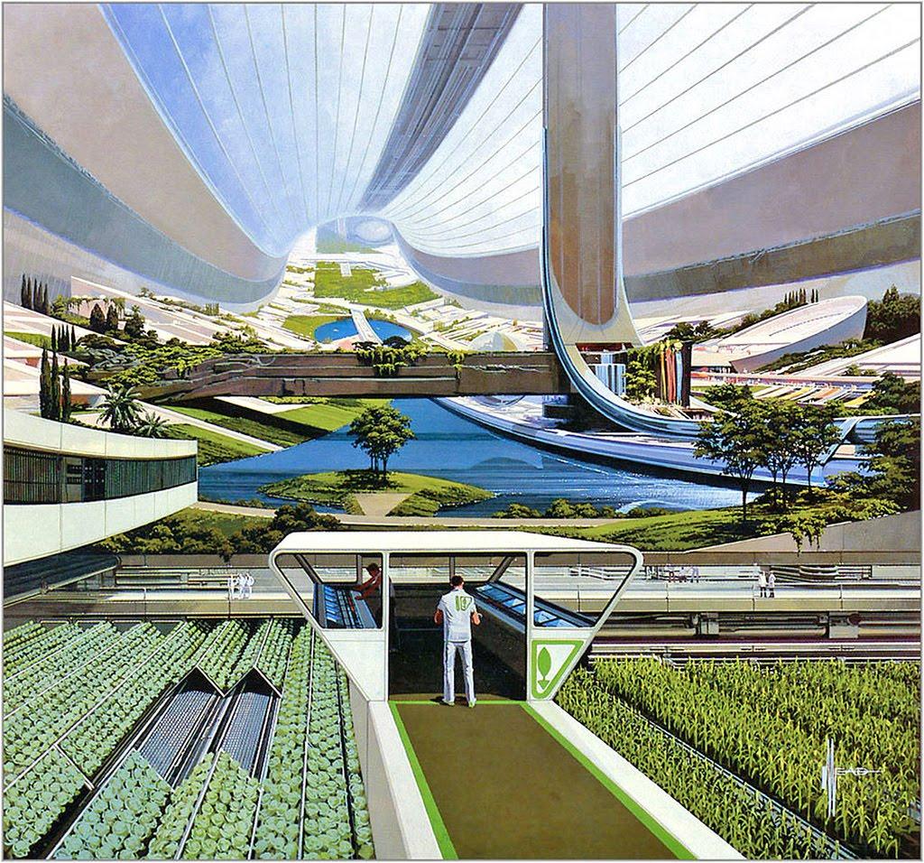 Digitalrevolution Blog Retro Sci Fi: Retro Sci Fi Art Part4: 10 Retro Futurism Images
