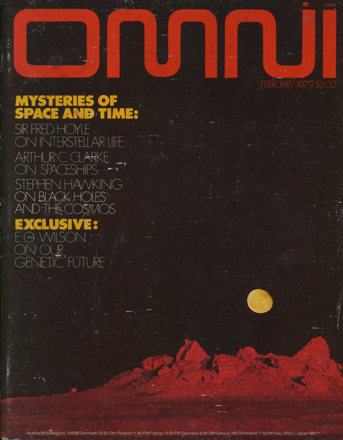 Retro Futurism Part 5: OMNI 1979