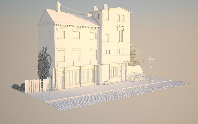Victorian Street 15