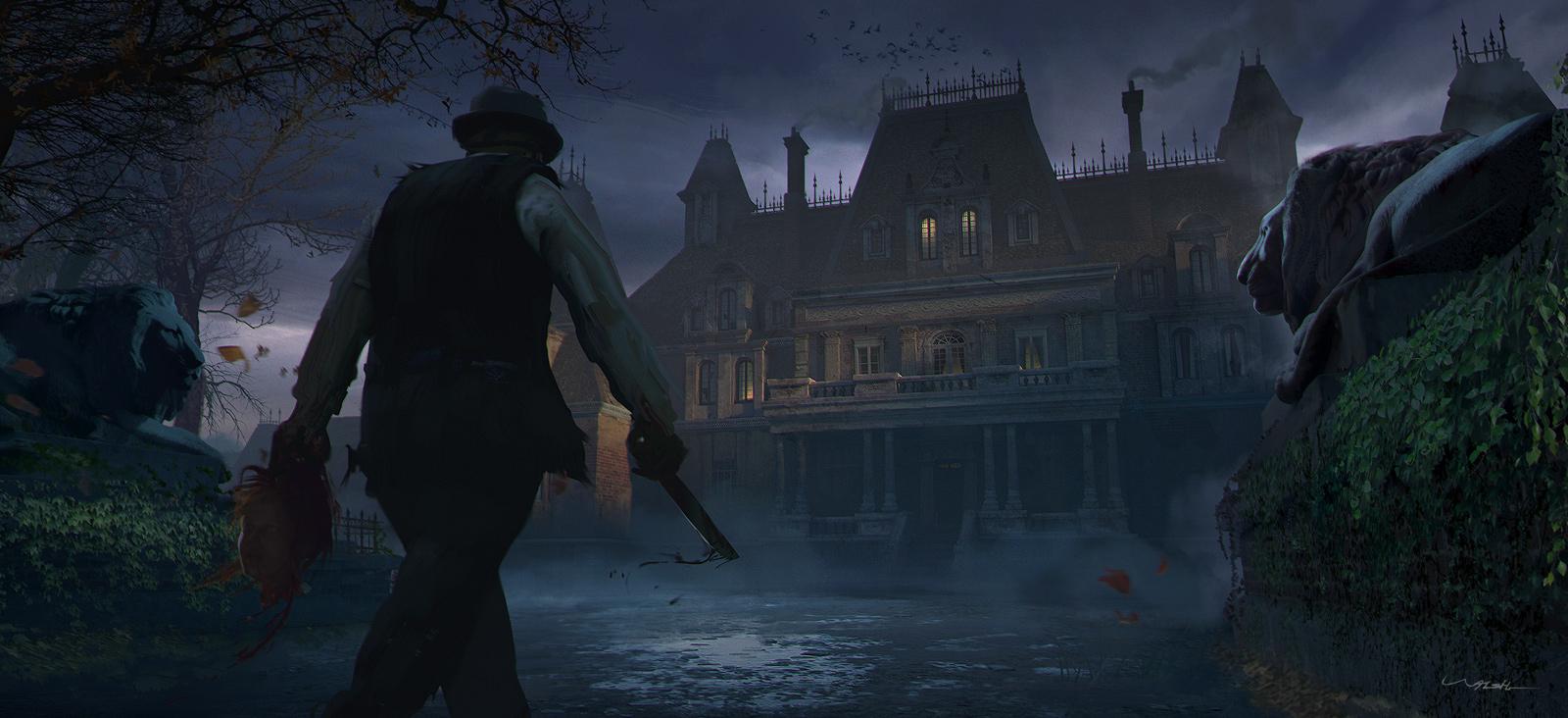 Jason The Ripper - Victorian Mansion