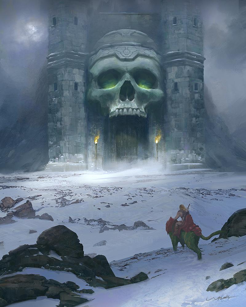 Return to Castle Grayskull