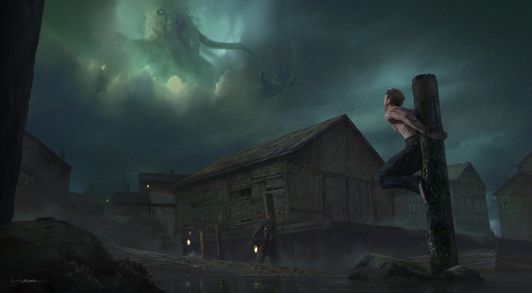 Offering to Cthulhu