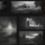 thumbnail sketches 01 - mix