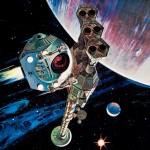 Retro sci-fi art 1